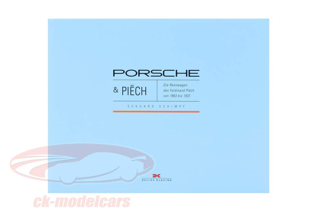 Buch: Porsche & Piëch von Eckhard Schimpf