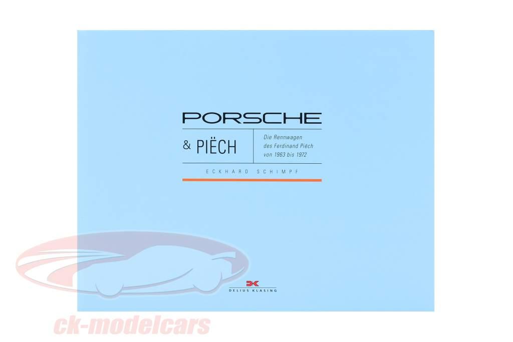 Livro: Porsche & Piëch a partir de Eckhard Schimpf
