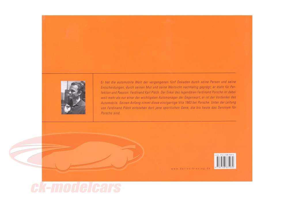 Boek: Porsche & Piëch van Eckhard Schimpf