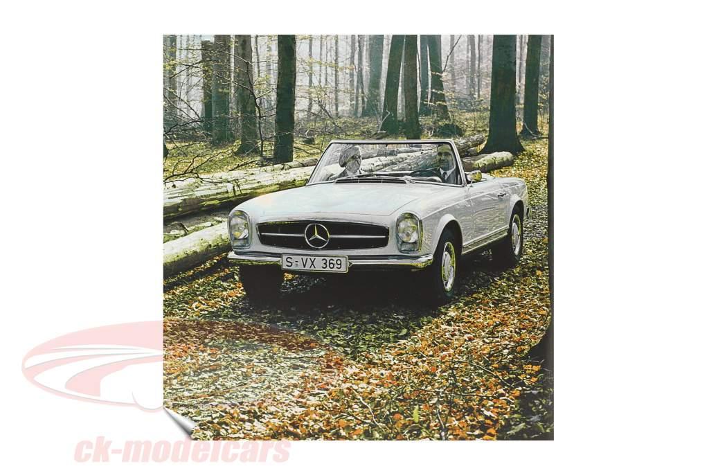 "Bestil: Mercedes-Benz SL ""Pagode"" - Det model serie W 113 fra 1963 til 1971 fra Brian Long"