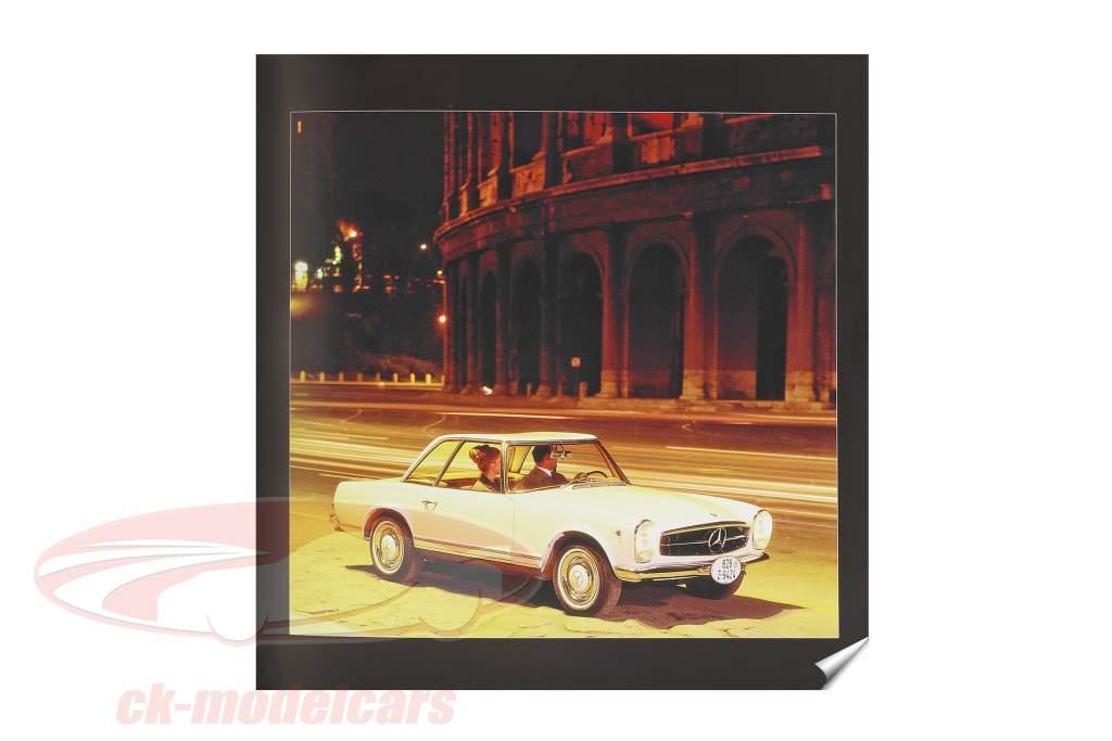 """Buch: Mercedes-Benz SL """"Pagode"""" - Die Baureihe W 113 von 1963 bis 1971 von Brian Long"""