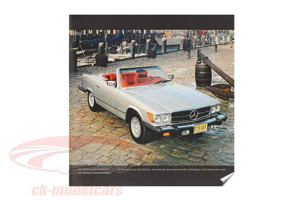 """Book: Mercedes-Benz SL """"Pagode"""" - The model series W 113 from 1963 to 1971 by Brian Long"""