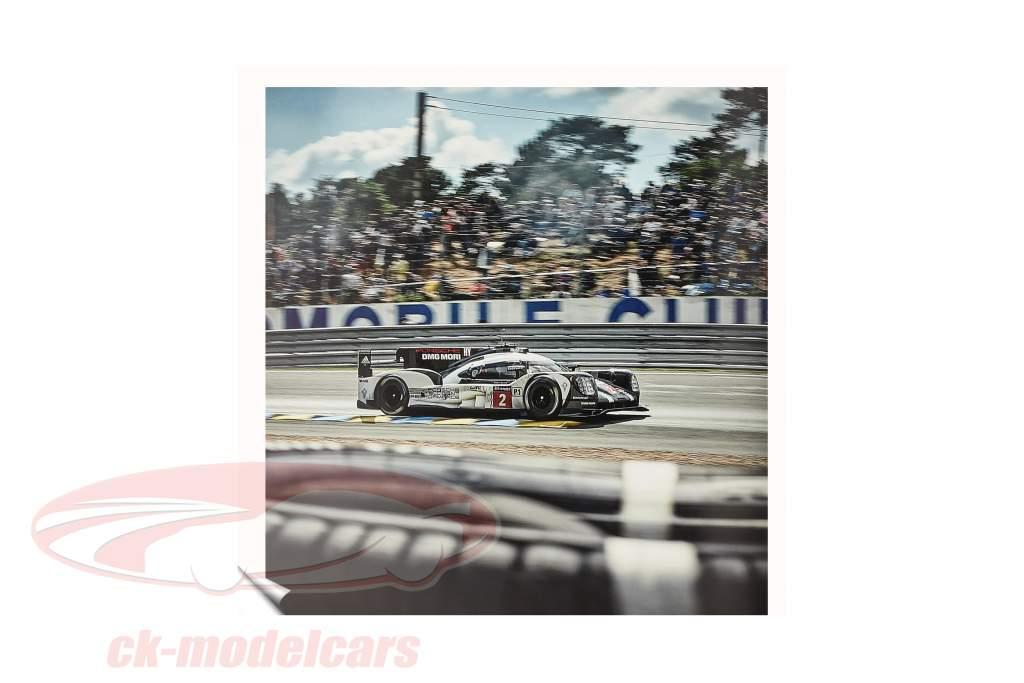 Buch: Porsche Werkseinsatz von Frank Kayser (deutsch)