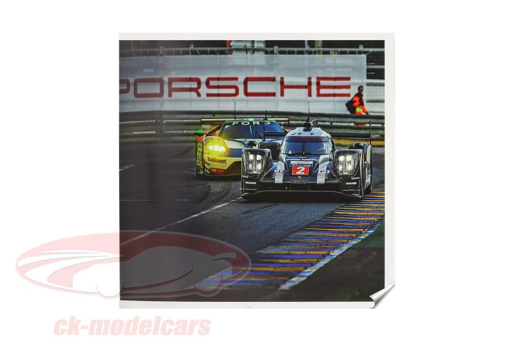 Buch: Porsche Werksteam von Frank Kayser (englisch)