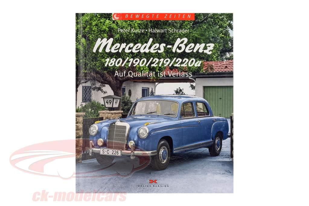 bestille: Mercedes-Benz 180 / 190 / 219 / 220a - du kan stole på kvalitet