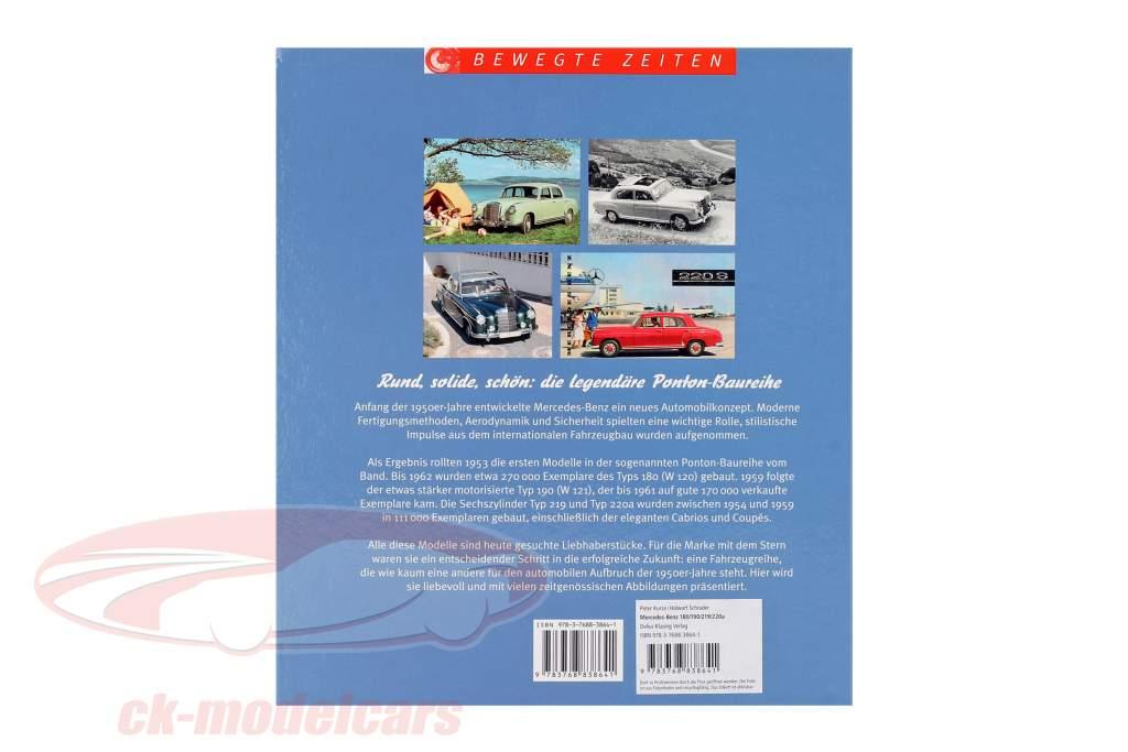 boeken: Mercedes-Benz 180 / 190 / 219 / 220a - je kan vertrouwen op kwaliteit