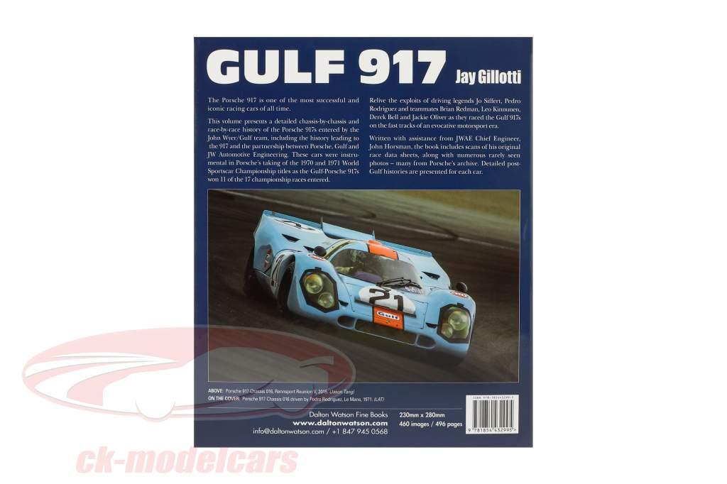 Libro: GULF 917 desde Jay Gilotti (Inglés)