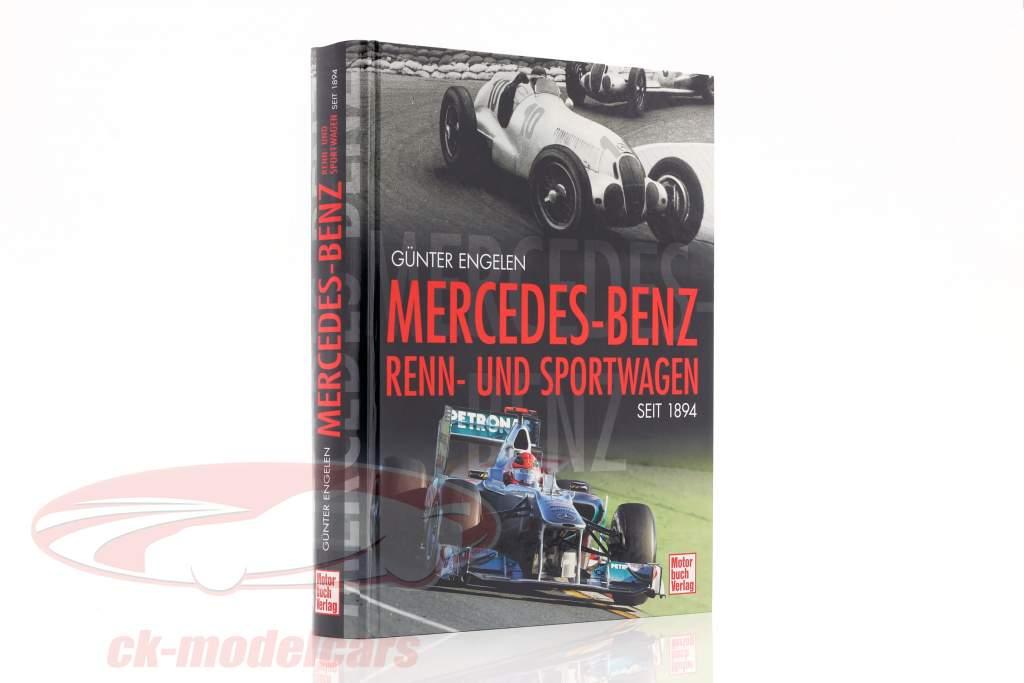 Boek: Mercedes-Benz Racing en Sport auto sinds 1894 van Günter Engelen