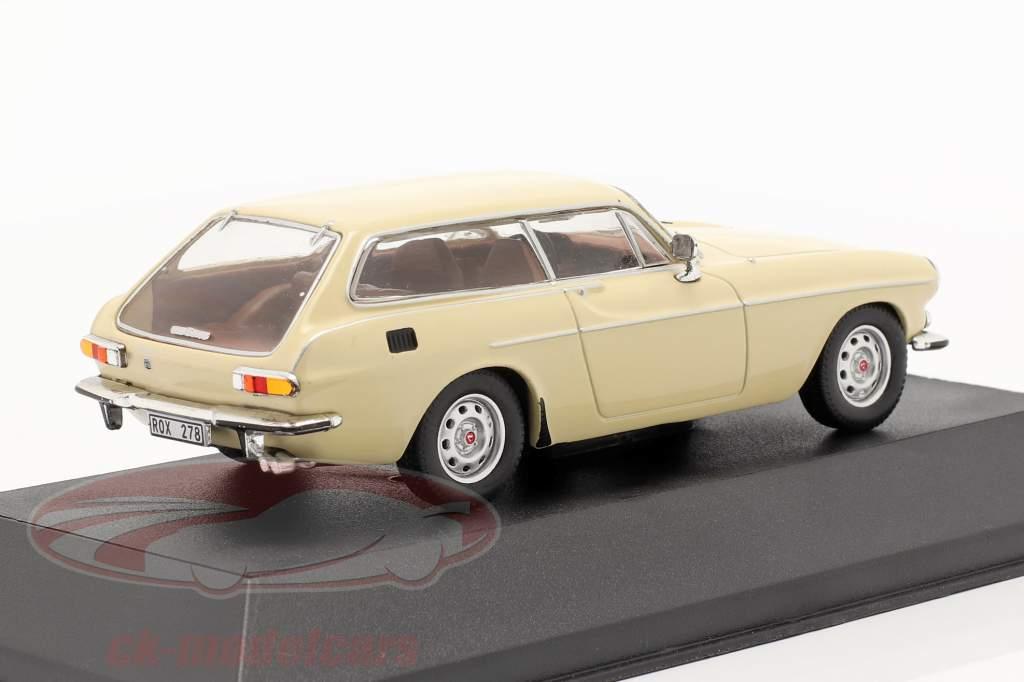 Volvo P1800 ES Year 1972 beige 1:43 Triple9