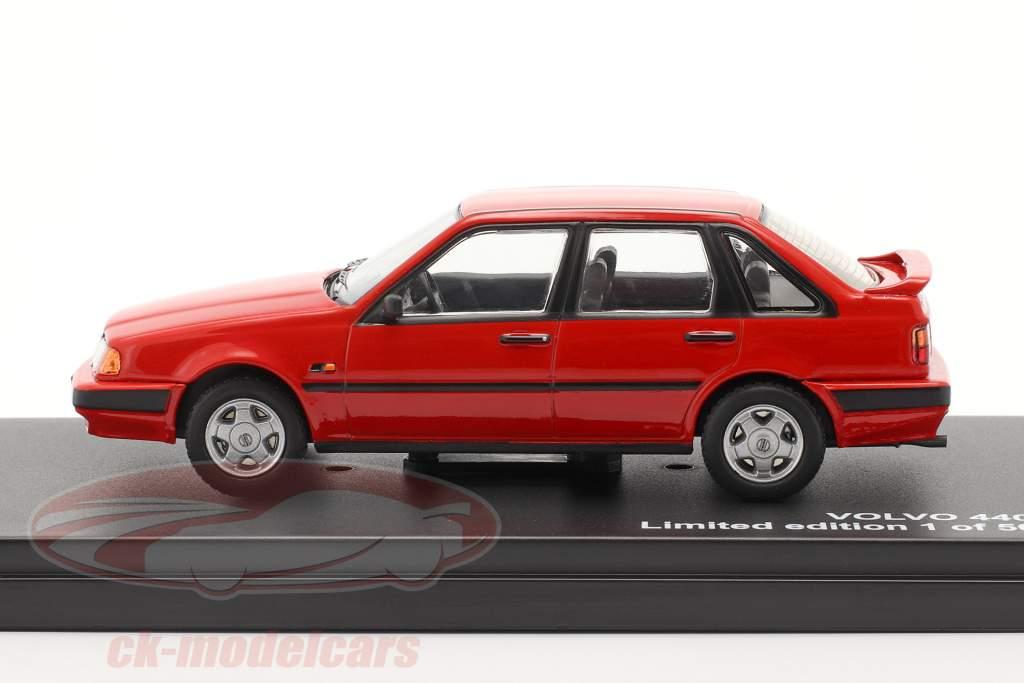 Volvo 440 Turbo Year 1988 red 1:43 Triple9