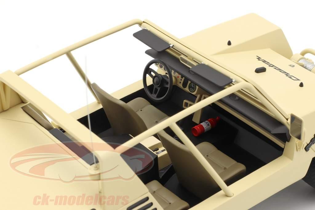 Lamborghini Cheetah Baujahr 1977 khaki 1:18 Kyosho