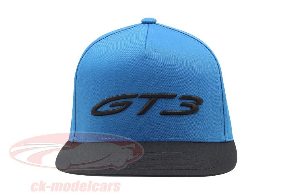 Baseball Cap Porsche 911 (992) GT3 blå / sort