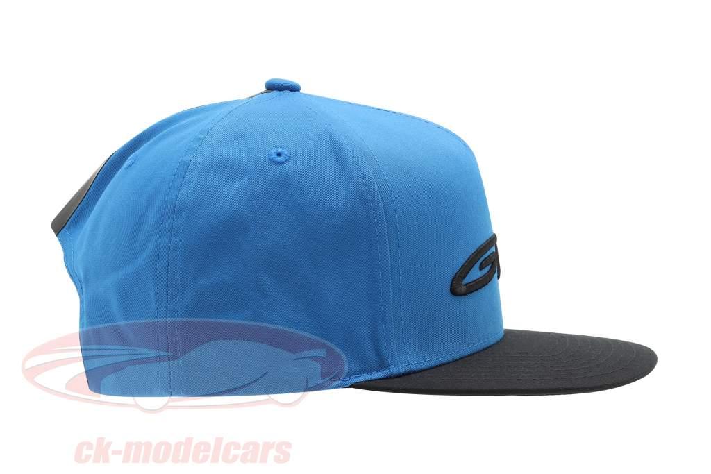 Baseball Cap Porsche 911 (992) GT3 azul / negro