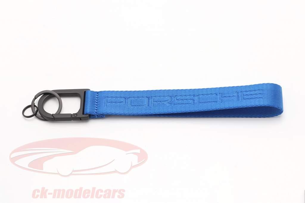 Schlüsselband Porsche 911 (992) GT3 blau