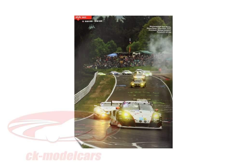 Book: 24 Hours Nürburgring Nordschleife 2015 (Group C Motorsport Publishing company)