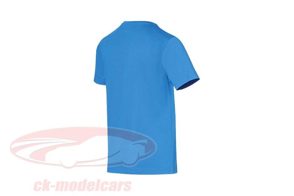 T-Shirt Porsche 911 (992) GT3 blue