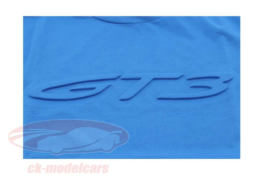T-Shirt Porsche 911 (992) GT3 blauw