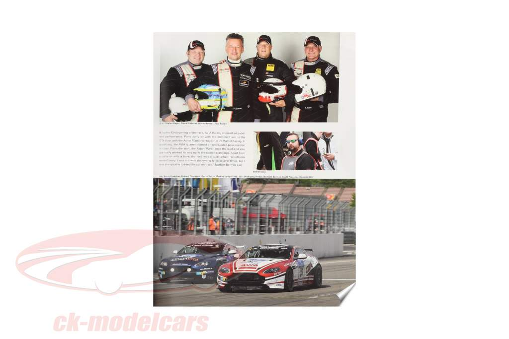 Bestil: 24 Timer Nürburgring Nordschleife 2015 (Gruppe C Motorsport Forlagsvirksomhed)