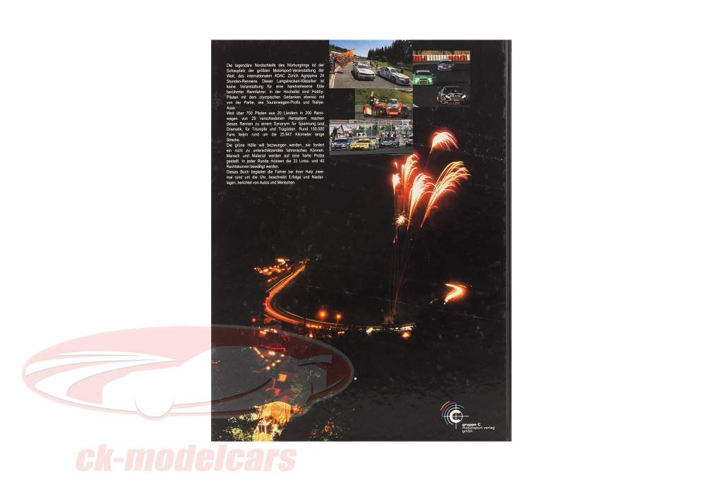Buch: 24 Stunden Nürburgring Nordschleife 2002 von Ulrich Upietz