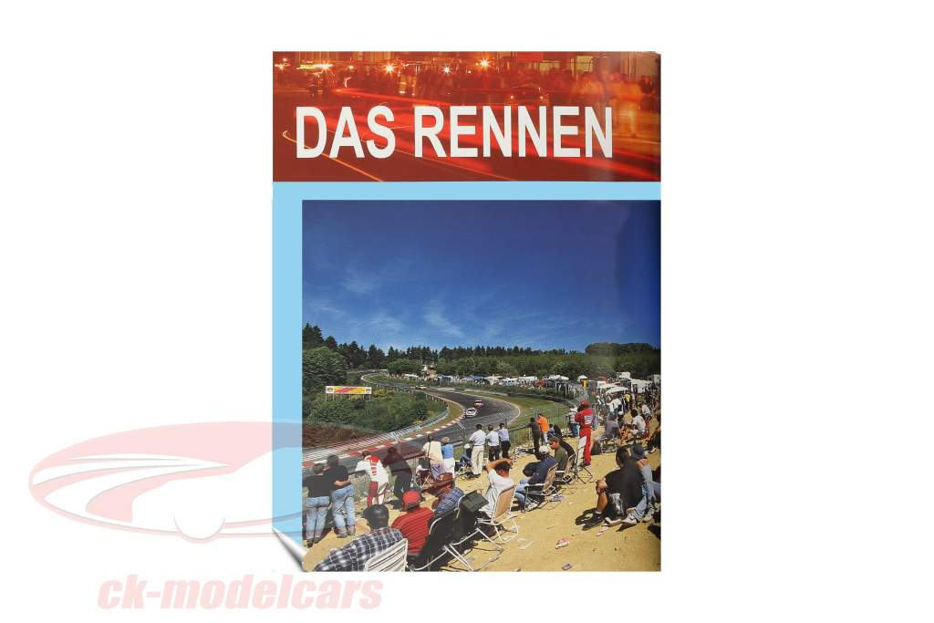 Bestil: 24 Stunden Nürburgring Nordschleife 2002 fra Ulrich Upietz