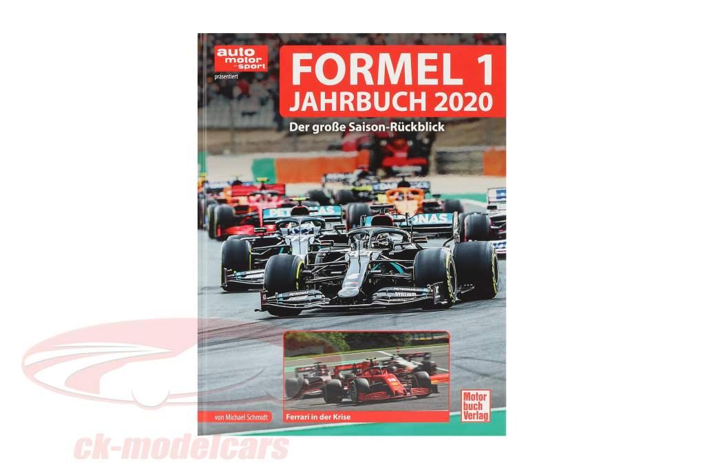 Buch: Formel 1 Jahrbuch 2020 von Michael Schmidt