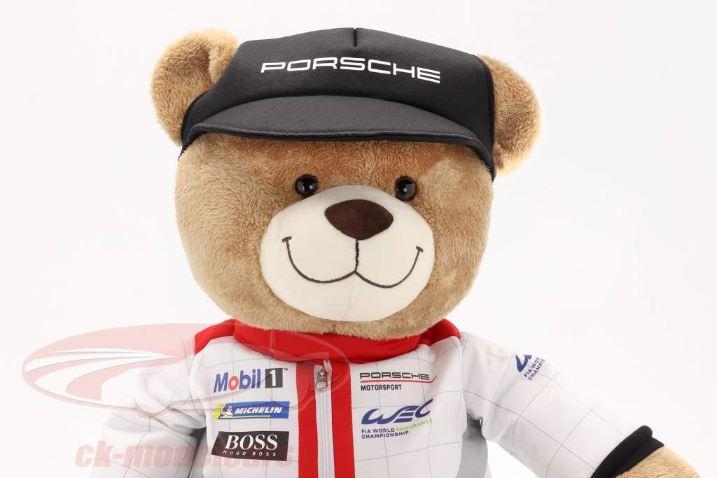 Porsche Plüschbär / Teddybär 75 cm