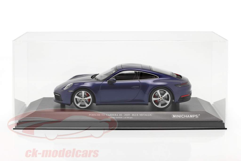 Alta calidad Vitrina de acrílico para Modelos de autos en el escala 1:18 con base SAFE