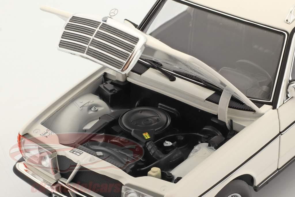 Mercedes-Benz 200 T (S123) Baujahr 1982 weiß 1:18 Norev