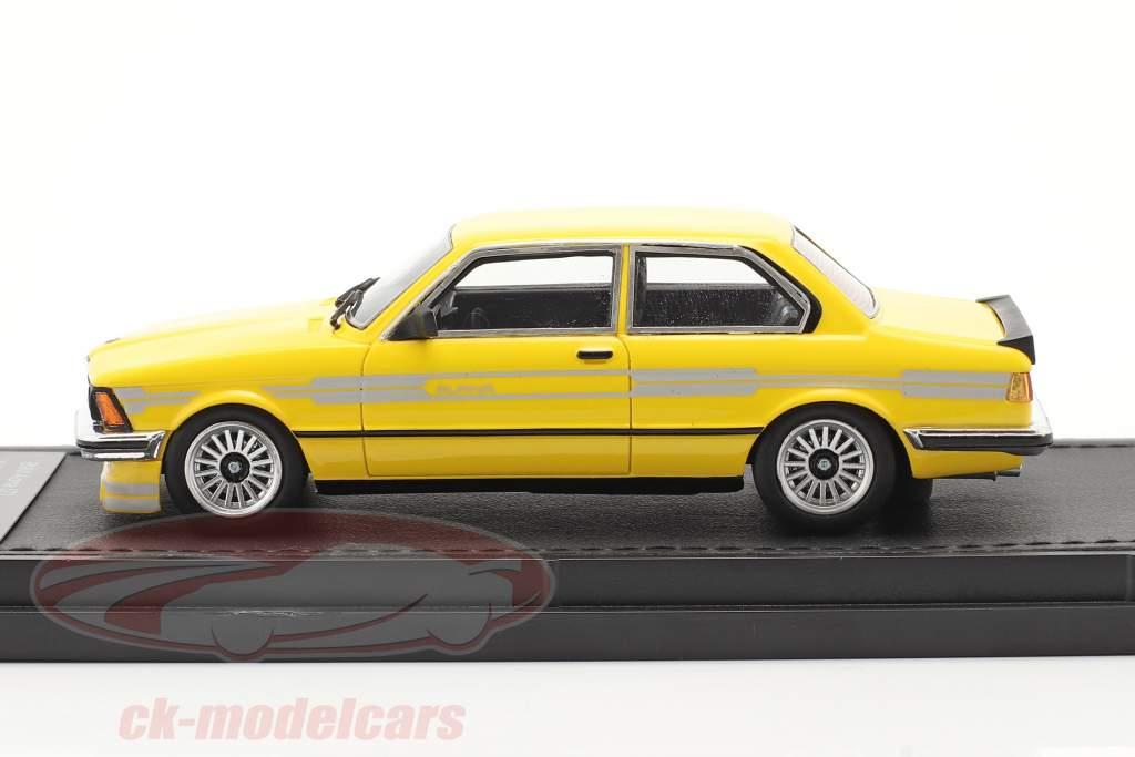 BMW 3 serie 323 C1 2.3 Alpina Anno di costruzione 1983 giallo 1:43 TopMarques