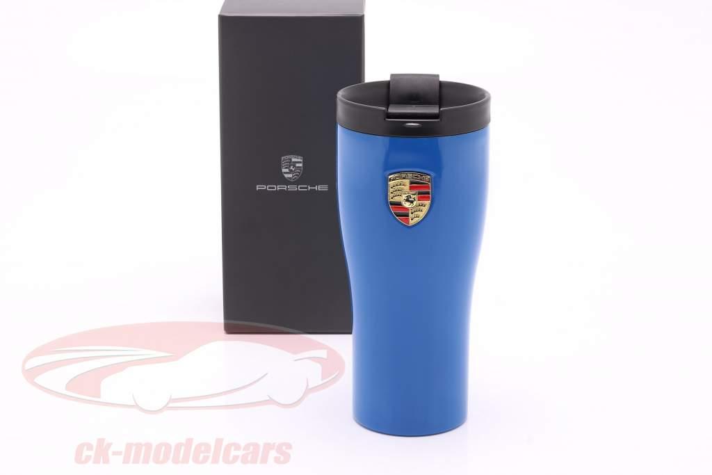 Porsche Thermobecher blau