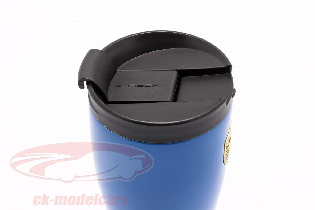 Porsche Tazza termica blu
