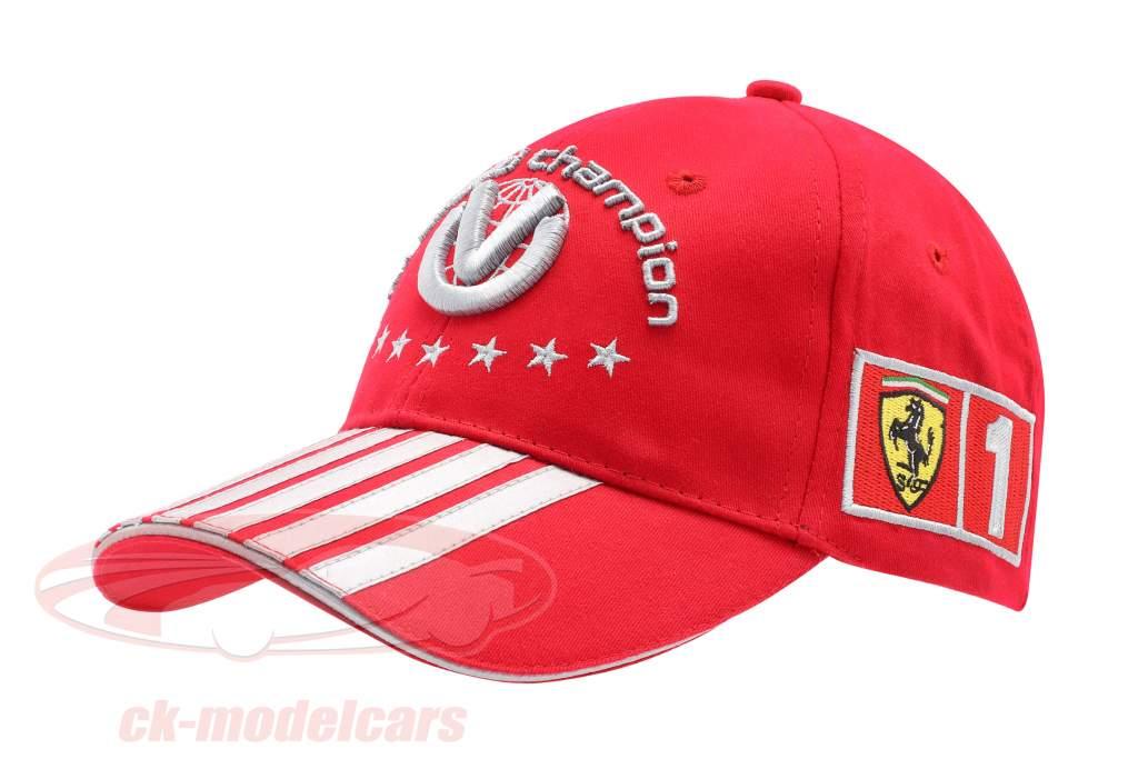 M. Schumacher Ferrari Formel 1 2004 Cap Worldchampion