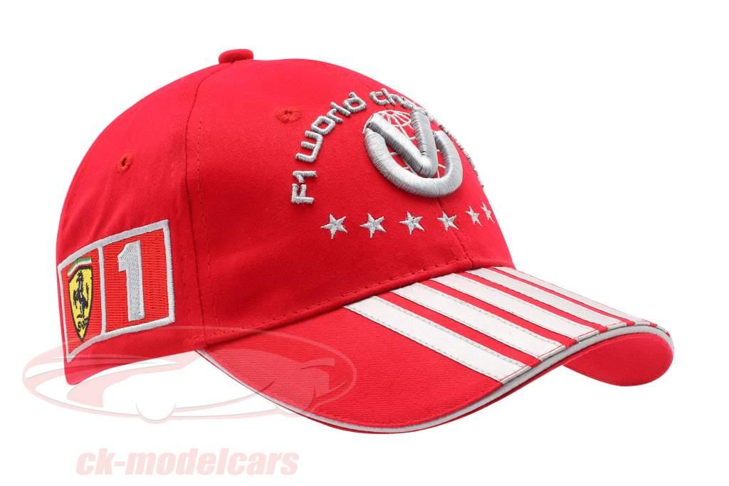 M. Schumacher Ferrari Formule 1 2004 Cap Champion du Monde
