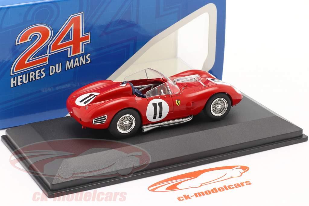 Ferrari TR60 #11 gagnant 24h LeMans 1960 Gendebien, Frere 1:43 Ixo