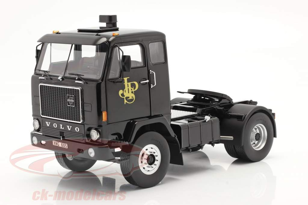 Volvo F88 Sattelzugmaschine John Player Team Lotus 1977 1:18 Model Car Group