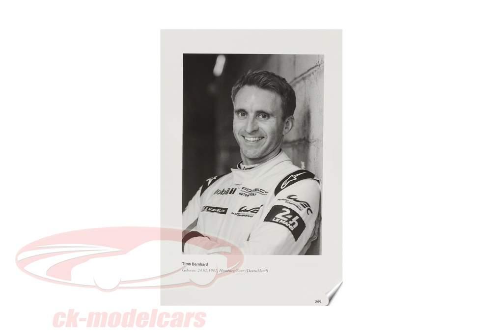 Livro: Lendário - O Porsche 919 Híbrido Projeto (Alemão)