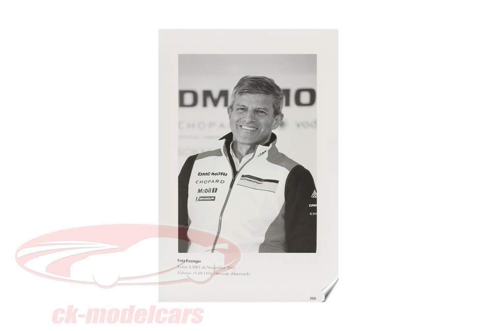 Libro: Leggendario - Il Porsche 919 Ibrido Progetto (Inglese)
