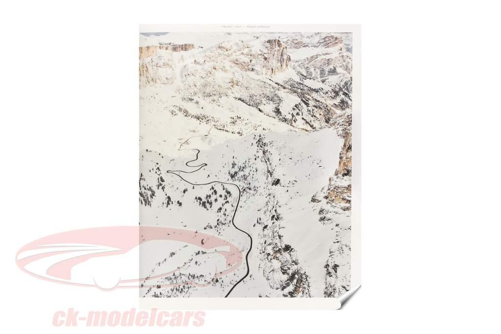 Livre: ESCAPES - hiver / Routes de rêve dans le neiger par S. Bogner & J.K. Baedeker