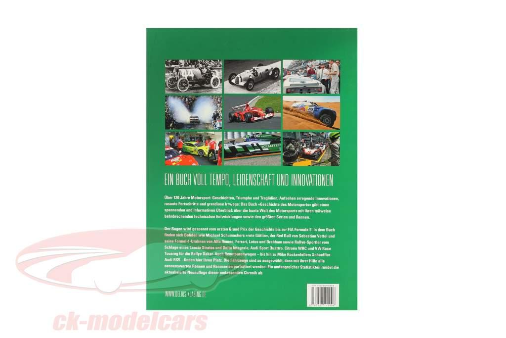 Bestil: Historie af Motorsport - fra det Begyndelser til i dag