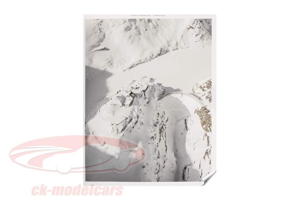 Libro: ESCAPES - inverno / Strade da sogno nel neve di S. Bogner & J.K. Baedeker