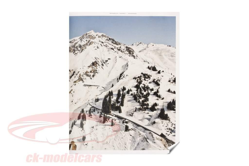 本: ESCAPES - 冬 / 夢の道 の中に 雪 沿って S. Bogner & J.K. Baedeker