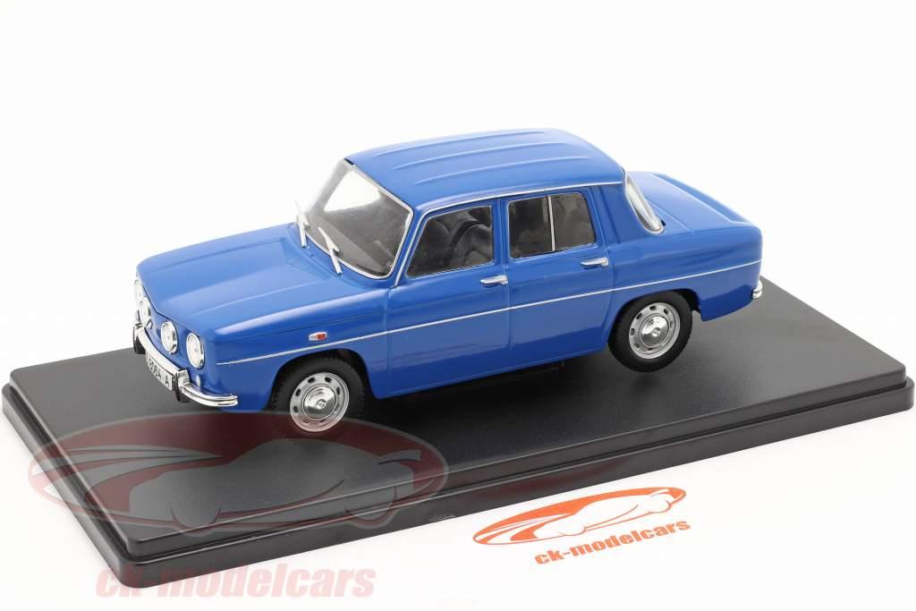 Renault 8 TS Byggeår 1968 blå 1:24 Altaya
