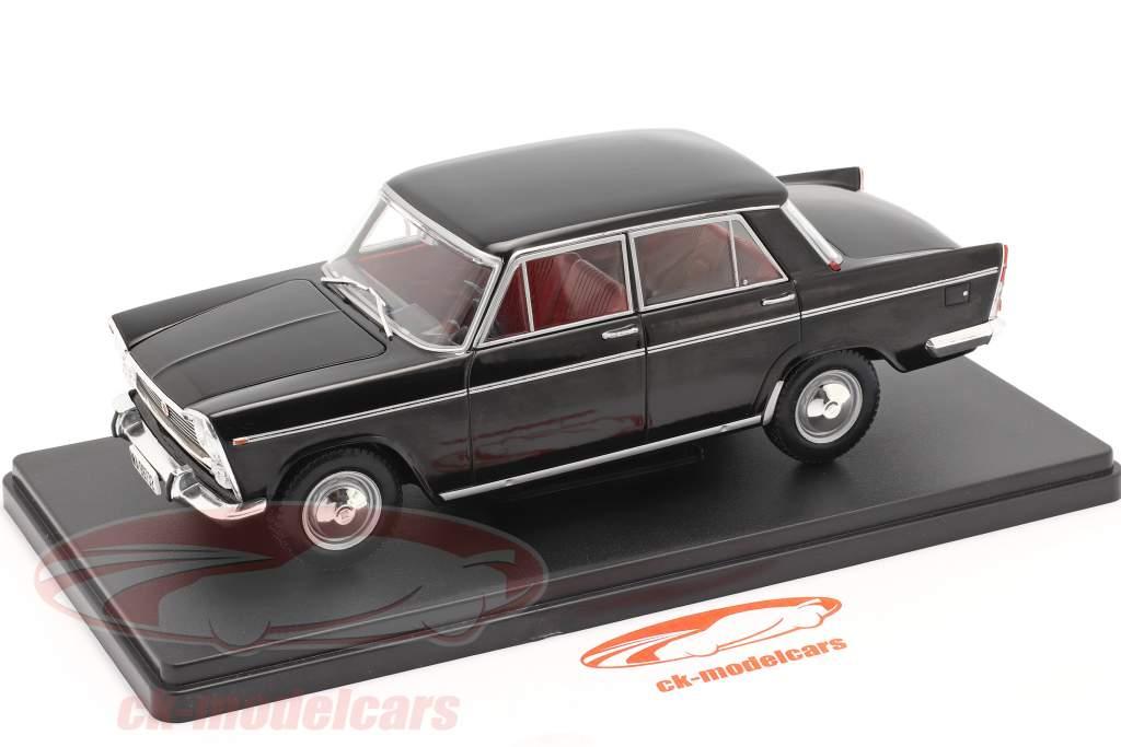 Seat 1500 Bouwjaar 1971 zwart 1:24 Altaya