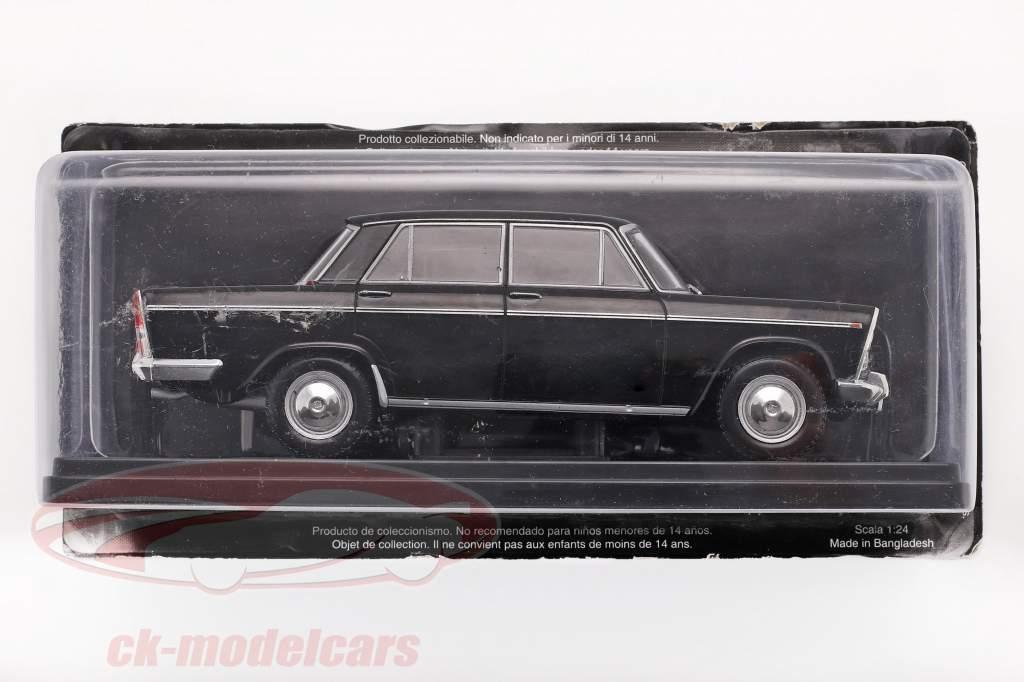 Seat 1500 Baujahr 1971 schwarz 1:24 Altaya
