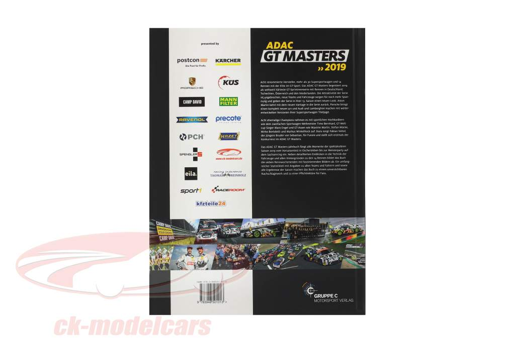 Livro: ADAC GT Masters 2019 Iron Force Edition