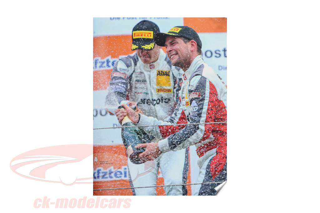 Libro: ADAC GT Masters 2018 Iron Force Signature Edition