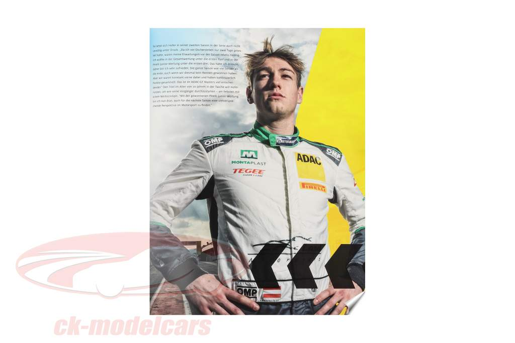Book: ADAC GT Masters 2019 Iron Force Edition