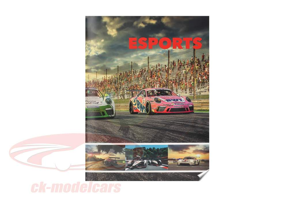 libro Porsche Sport 2020 (Gruppe C Motorsport Verlag)