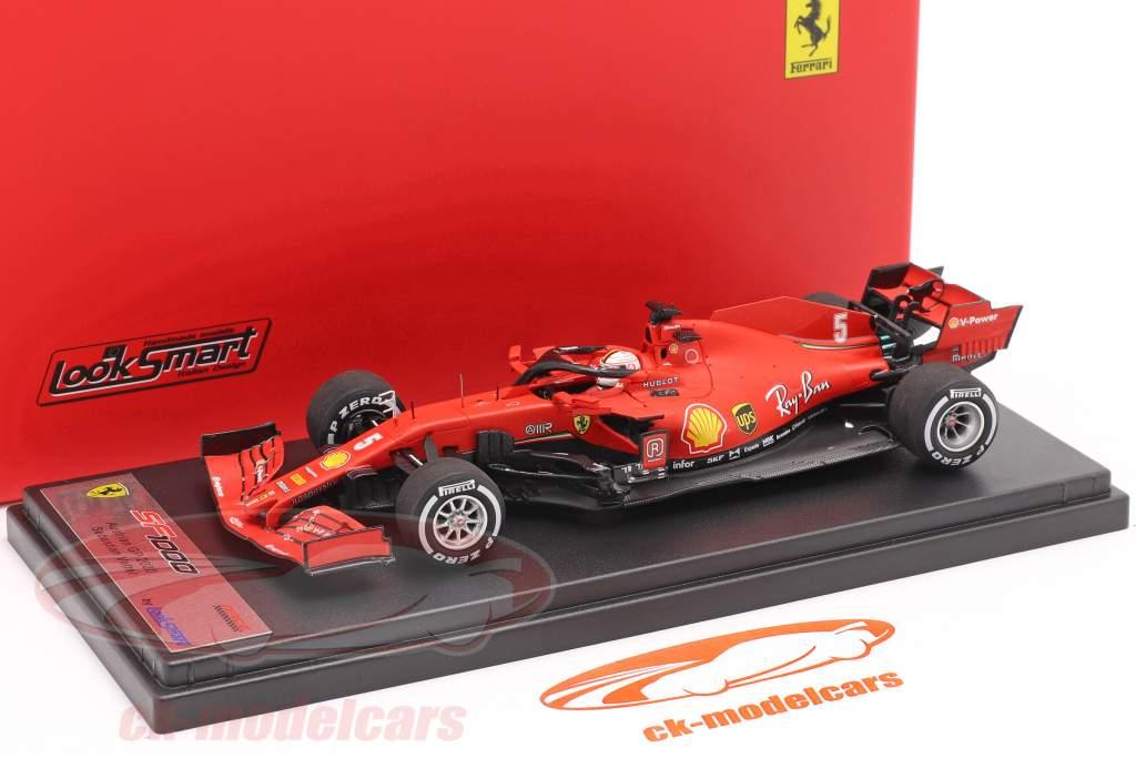 Sebastian Vettel Ferrari SF1000 #5 austriaco GP formula 1 2020 1:43 LookSmart