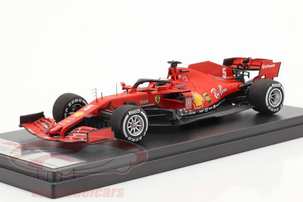 Sebastian Vettel Ferrari SF1000 #5 Østrigsk GP formel 1 2020 1:43 LookSmart